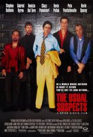 The Usual Suspects movie poster (1995) picture MOV_701d2ba8