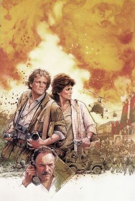 Under Fire movie poster (1983) poster MOV_701da6d9