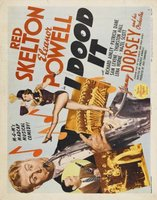 I Dood It movie poster (1943) picture MOV_702492a4