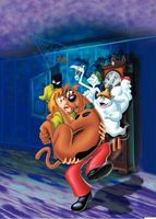 Scooby-Doo Meets the Boo Brothers movie poster (1987) picture MOV_511b2301