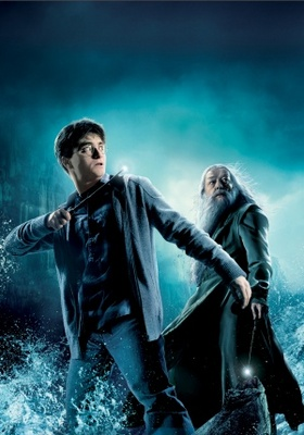 Harry Potter and the Half-Blood Prince movie poster (2009) poster MOV_70346a17