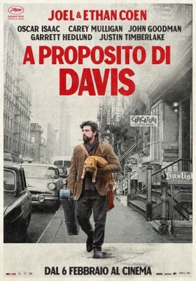 Inside Llewyn Davis movie poster (2013) poster MOV_7035184e