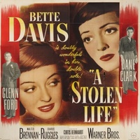 A Stolen Life movie poster (1946) picture MOV_703631f1