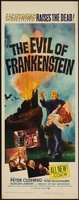 The Evil of Frankenstein movie poster (1964) picture MOV_70366f70