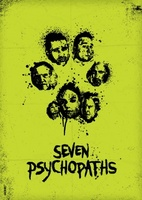 Seven Psychopaths movie poster (2012) picture MOV_a51f3907