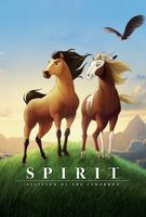 Spirit: Stallion of the Cimarron movie poster (2002) picture MOV_70391061
