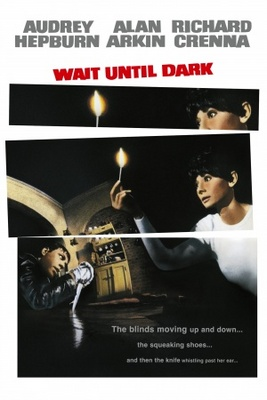 Wait Until Dark movie poster (1967) poster MOV_70439dd2