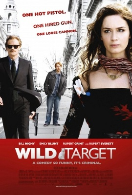 Wild Target movie poster (2010) poster MOV_7047281c