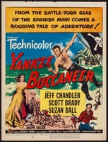 Yankee Buccaneer movie poster (1952) picture MOV_7049b02e
