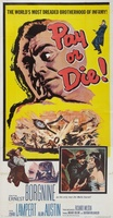 Pay or Die movie poster (1960) picture MOV_704a1a57