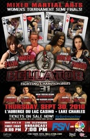 Bellator Fighting Championships movie poster (2009) picture MOV_704ae998