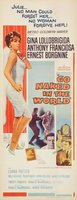 Go Naked in the World movie poster (1961) picture MOV_704e4b55