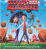 Cloudy with a Chance of Meatballs movie poster (2009) picture MOV_704efdf3