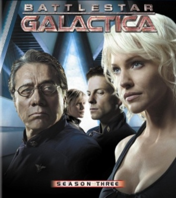 Battlestar Galactica movie poster (2004) poster MOV_7055615f