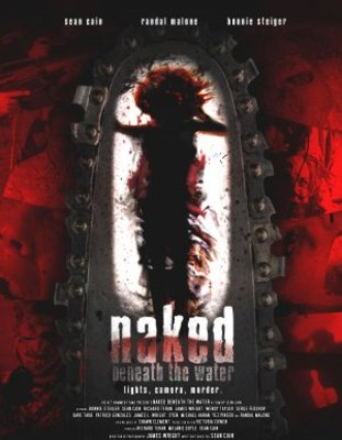 Naked Beneath the Water movie poster (2006) poster MOV_7055982a