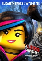 The Lego Movie movie poster (2014) picture MOV_7056394e