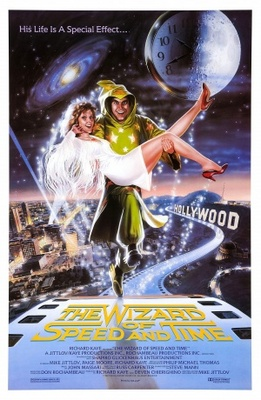 The Wizard of Speed and Time movie poster (1988) poster MOV_705d091a