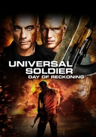 Universal Soldier: Day of Reckoning movie poster (2012) picture MOV_706034e9
