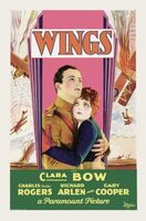 Wings movie poster (1927) picture MOV_7064a62b