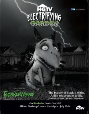 Frankenweenie movie poster (2012) poster MOV_7065ffba