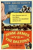 Jesse James vs. the Daltons movie poster (1954) picture MOV_7068d7fc