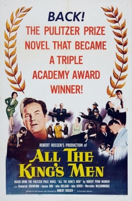 All the King's Men movie poster (1949) poster MOV_7069a8b4