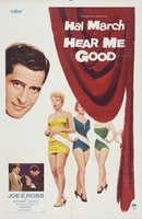 Hear Me Good movie poster (1957) picture MOV_706d49c3