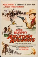 Arizona Raiders movie poster (1965) picture MOV_70713293