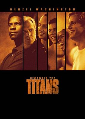 Remember The Titans movie poster (2000) poster MOV_70713781
