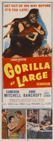Gorilla at Large movie poster (1954) picture MOV_70768b3f
