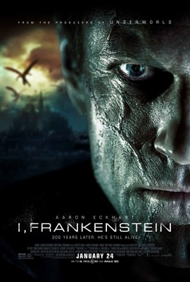 I, Frankenstein movie poster (2014) poster MOV_707a0e21