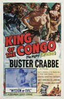 King of the Congo movie poster (1952) picture MOV_707b43e0