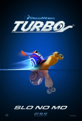 Turbo movie poster (2013) poster MOV_707ccc0a