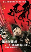 The Flying Swords of Dragon Gate movie poster (2011) picture MOV_7085978b