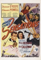 Sensations of 1945 movie poster (1944) picture MOV_708a898b