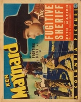 The Fugitive Sheriff movie poster (1936) picture MOV_7098ff22
