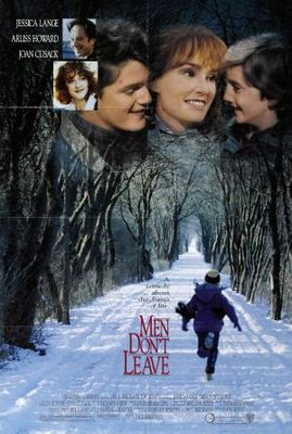 Men Don't Leave movie poster (1990) poster MOV_70a23eb7