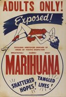 Marihuana movie poster (1936) picture MOV_70a25c7d