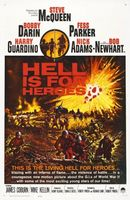 Hell Is for Heroes movie poster (1962) picture MOV_70a2ccd0