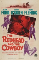 The Redhead and the Cowboy movie poster (1951) picture MOV_70a2eb19