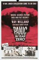 Panic in Year Zero! movie poster (1962) picture MOV_70a74050