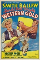 Western Gold movie poster (1937) picture MOV_70a781fd