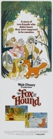 The Fox and the Hound movie poster (1981) picture MOV_c33522b2