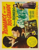 Romance of the Rio Grande movie poster (1941) picture MOV_70ac2319