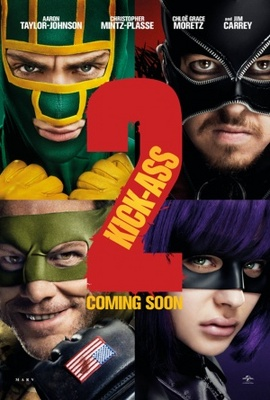 Kick-Ass 2 movie poster (2013) poster MOV_70af858d