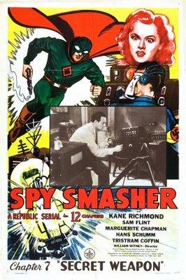 Spy Smasher movie poster (1942) poster MOV_70affd9e