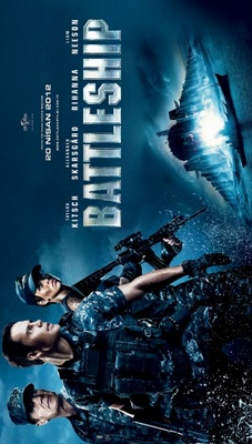 Battleship movie poster (2012) poster MOV_70b3def7