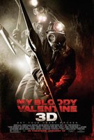 My Bloody Valentine movie poster (2009) picture MOV_70b94a7f