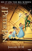 Peter Pan movie poster (1953) picture MOV_70ba7da1