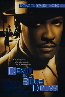 Devil In A Blue Dress movie poster (1995) poster MOV_70bce8b0